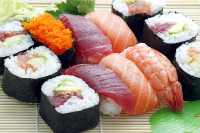 There are great places to enjoy sushi in Nassau County.