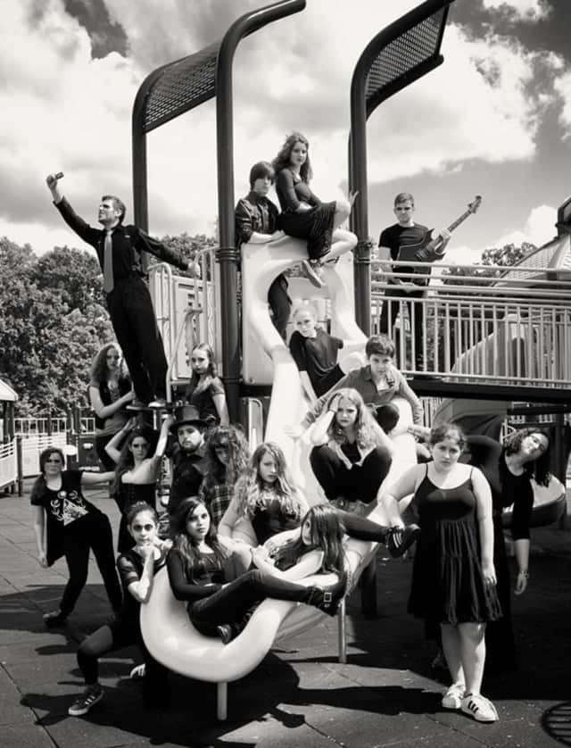 "the cast of ""Sweeney Todd"""