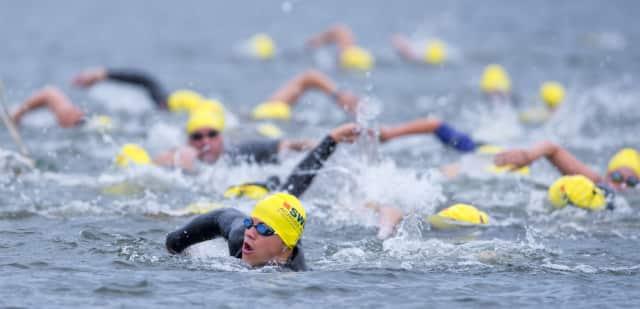 The 10th annual Swim Across America