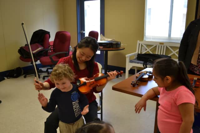 The Stamford Young Artists Philharmonic will collect donations of musical instruments for schools with underfunded music programs.