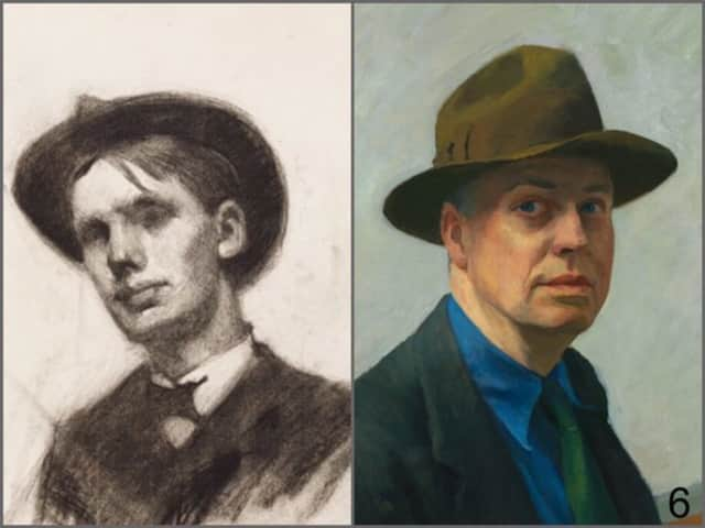 Hopper House Then and Now is May 1 at Edward Hopper House, Nyack, N.Y.