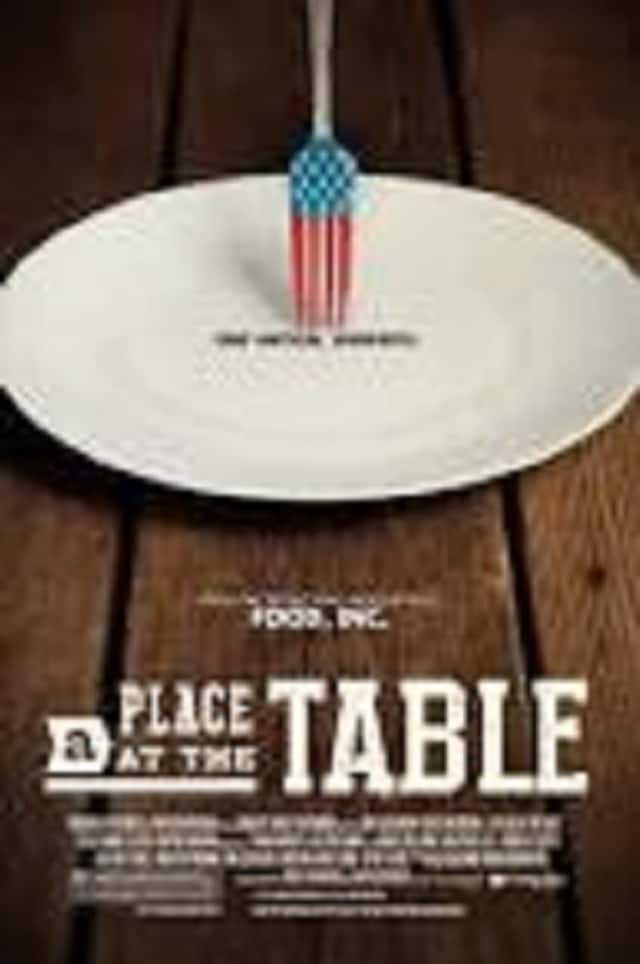 """""""A Place at the Table"""" will screen at the Pelham Picture House on March 7."""
