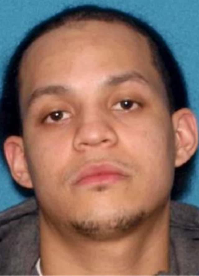 Anyone who sees David Talmadge, 26, or knows where to find him is asked to contact the prosecutor's tips line at 1-877-370-PCPO or tips@passaiccountynj.org or the Paterson Police Detective Bureau: (973) 321-1120.
