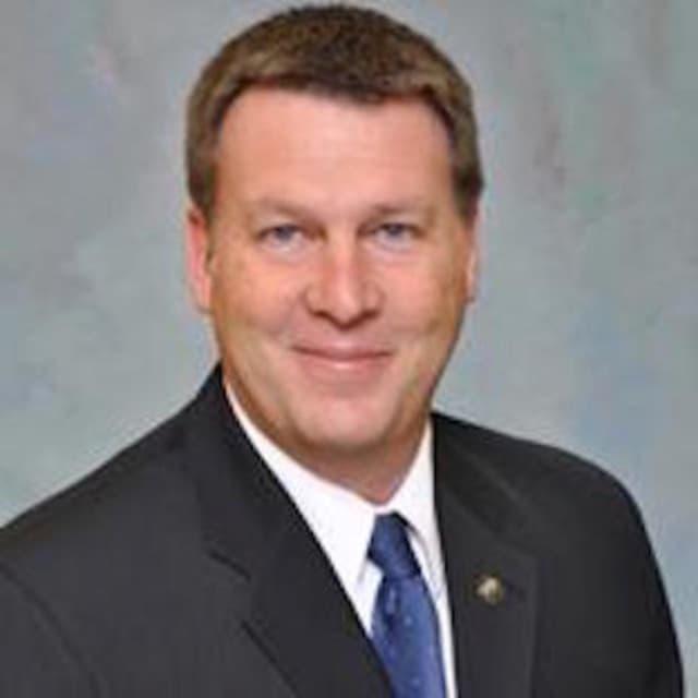 Bergen County Freeholder Chairman Steve Tanelli