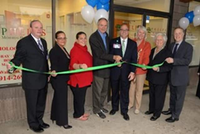 Community open houses and a ribbon-cutting ceremony were held recently to celebrate the expansion of the Phelps Medical Associates medical suite and Phelps Radiology services located in the ShopRite Plaza in Croton.
