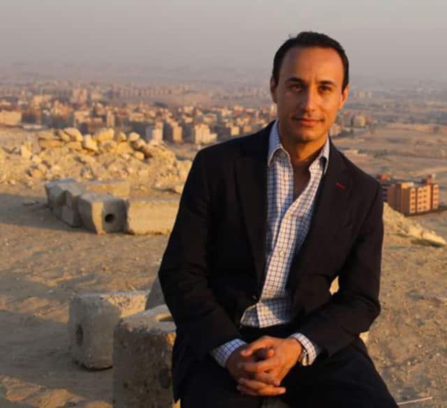 Middle East expert Tarek Osman will speak at the Westport Library Thursday.