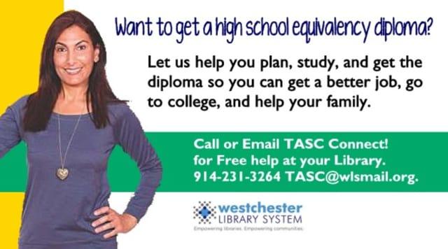 TASC visits Mount Vernon Public Library