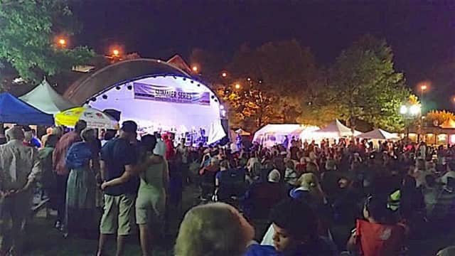 A concert at CityCenter Danbury. CityCenter Danbury will host a variety of events this summer, beginning with its first annual International Beer & Food Festival on June 11 from 3 to 9 p.m. on the CityCenter Green (at Ives Street).