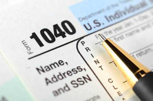 VITA volunteers will help New Canaan residents complete their taxes for free at the New Canaan Library beginning Feb. 9 and running through April 9. Registration is required.