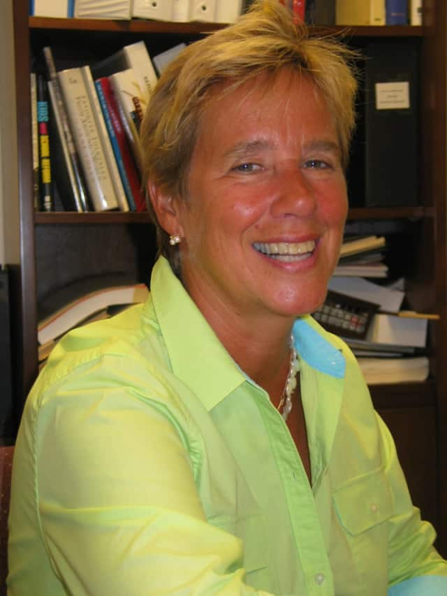 Patricia B.Taylor, principal at Rye High School is the next guest speaker invited by the Rye Rotary Club. Taylor will speak during a noon luncheon meeting at Whitby Castle on Friday, Sept. 30.