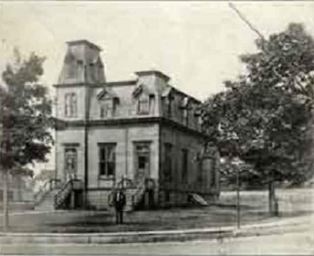 Teaneck's first Town Hall is part of the rich history of highlighted by local historian Larry Robertson. Robertson speaks at 3 p.m. Oct. 30 at the Teaneck Public Library.