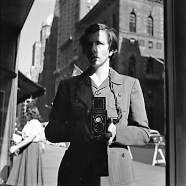 Photographer Vivian Maier.