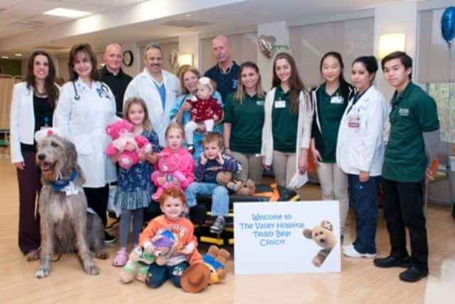 Valley Hospital is calling all fuzzy friends at its Teddy Bear Clinic.