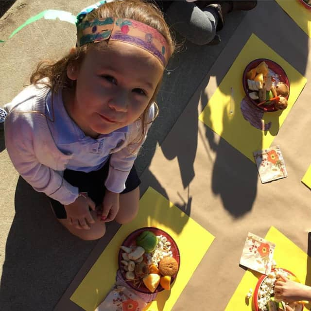 Pre-K students at Immaculate Conception School in Tuckahoe will do a re-enactment of the first Thanksgiving feast.