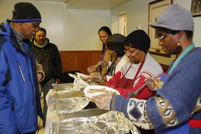 Bethesda Baptist Church of New Rochelle will host its annual free Thanksgiving Day community dinner from 11 a.m. to 2 p.m.