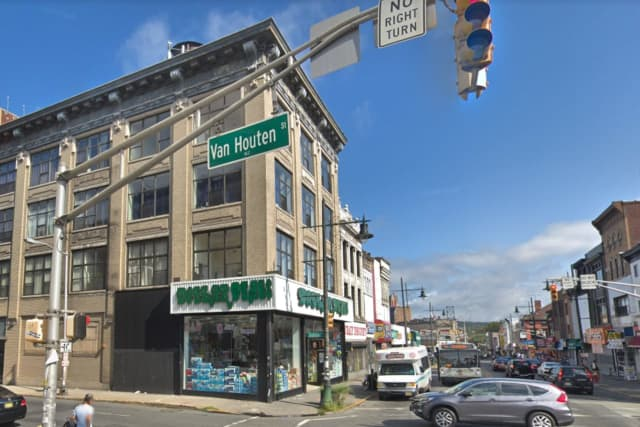Paterson Narcotics Division detectives raided the third-floor condo on Friday.