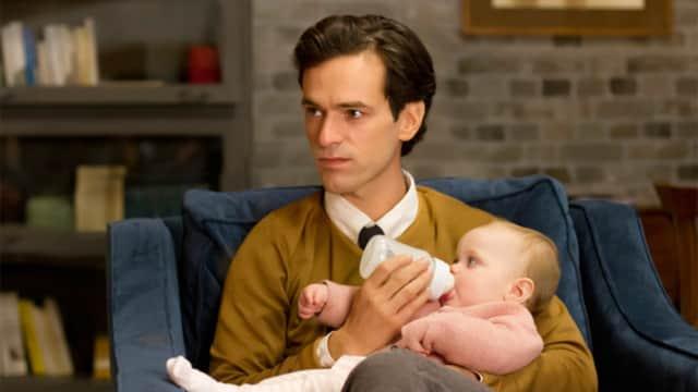 "Still of Romain Duris in ""The New Girlfriend"""