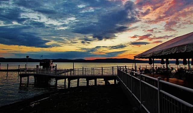 The Hudson Water Club will host the North Rockland Chamber of Commerce's meeting Tuesday.