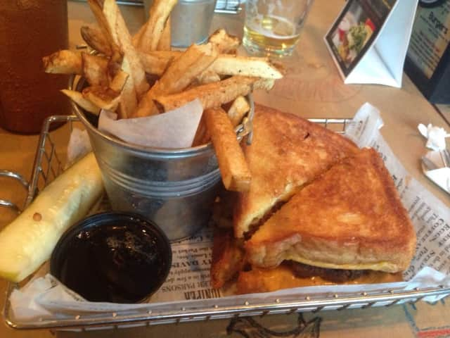 The Burger Barn is a hot spot for eats in Somers.