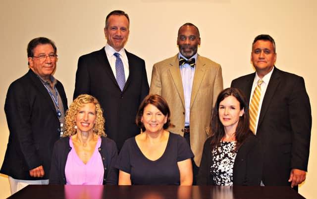 the new Pelham Board of Education