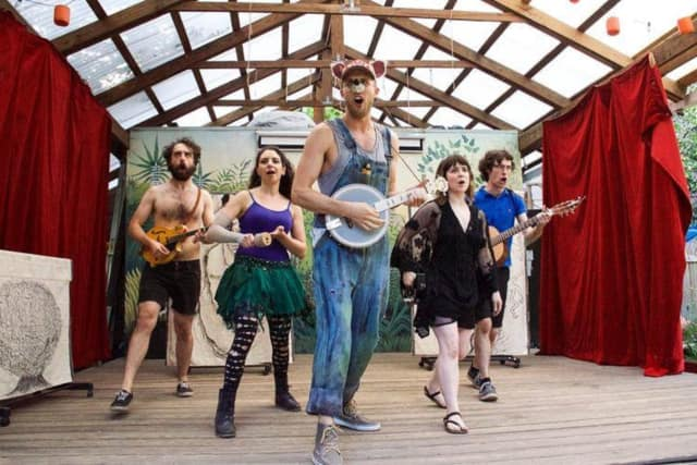 """New York-based musical group Thicket N' Thistle wil perform a fairy tale folk musical, """"What's Your Wish,"""" Sept. 25."""