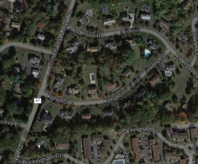 Thiells Mount Ivy Road will be resurfaced from Palisades Interstate Parkway to Buckingham Court on June 10.