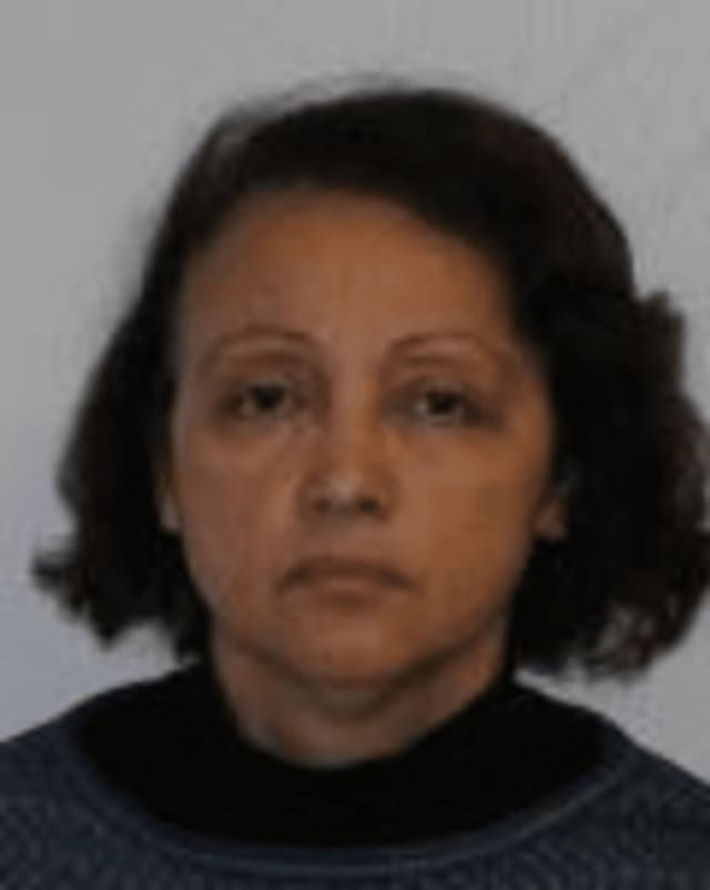 Sonia Santiago, 56, is facing felony robbery charges.