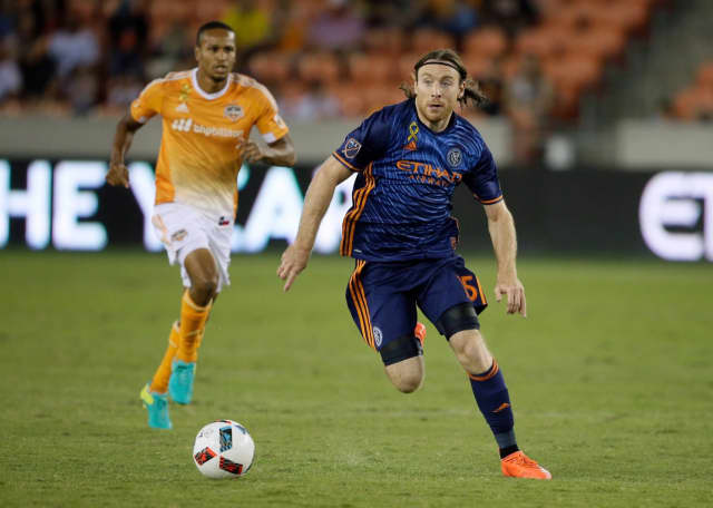 Thomas McNamara of West Nyack has found a home in the starting lineup of the New York City FC team in Major League Soccer.