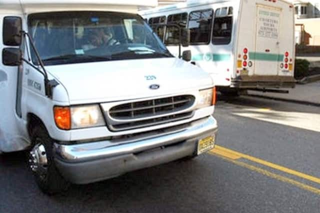 NJ authorities cited 17 jitney operators