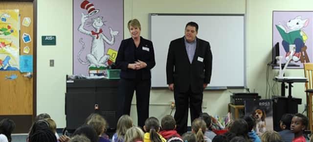 State Reps. Laura Devlin and David Rutigliano
