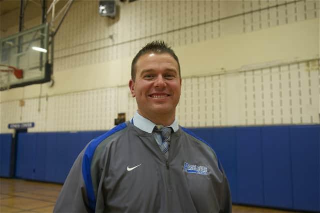 Pearl River Director of Athletics Todd Santabarbara