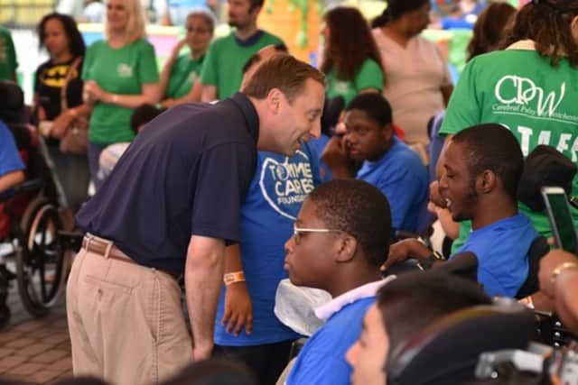 Playland Day for People with Disabilities took place Friday.