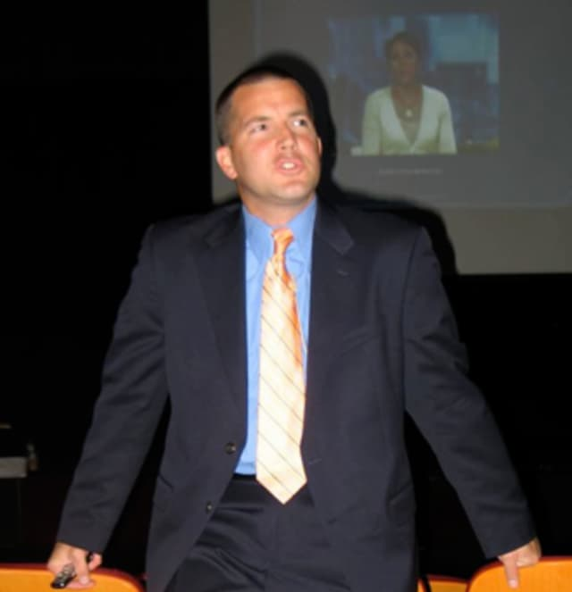 Sargent Thomas Rich, a nationally known cyber safety expert, will address students and parents of the Northern Valley Regional School District.