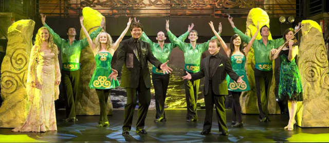 Tony Kenny Group will mark St. Patrick's Day with a March 14 performance at the Westchester Broadway Theatre in Elmsford.