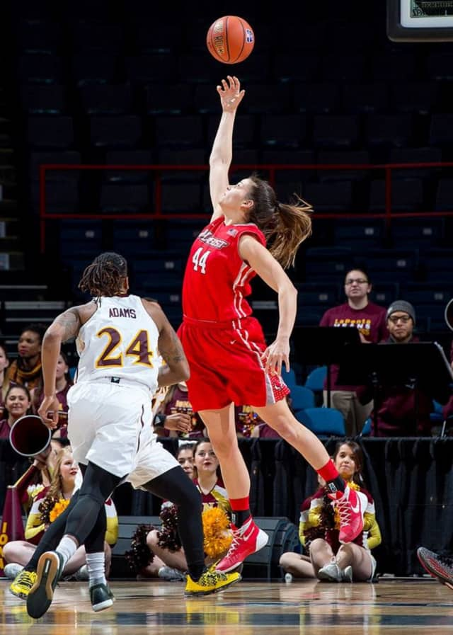 Marist College women's basketball star Tori Jarosz, a Cortlandt Manor resident and Lakeland High School grad, was named Tuesday to the ECAC Division 1 first team.