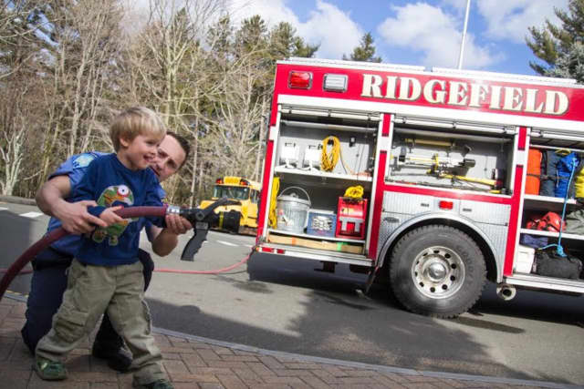 Ridgefield Academy will host Touch-a-Truck on Saturday, May 14.