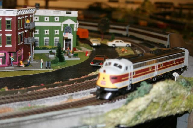 Proceeds from the train show/swap meet will go toward the maintenance and upkeep of the Mahwah Museum's 600-square-foot model railroad.
