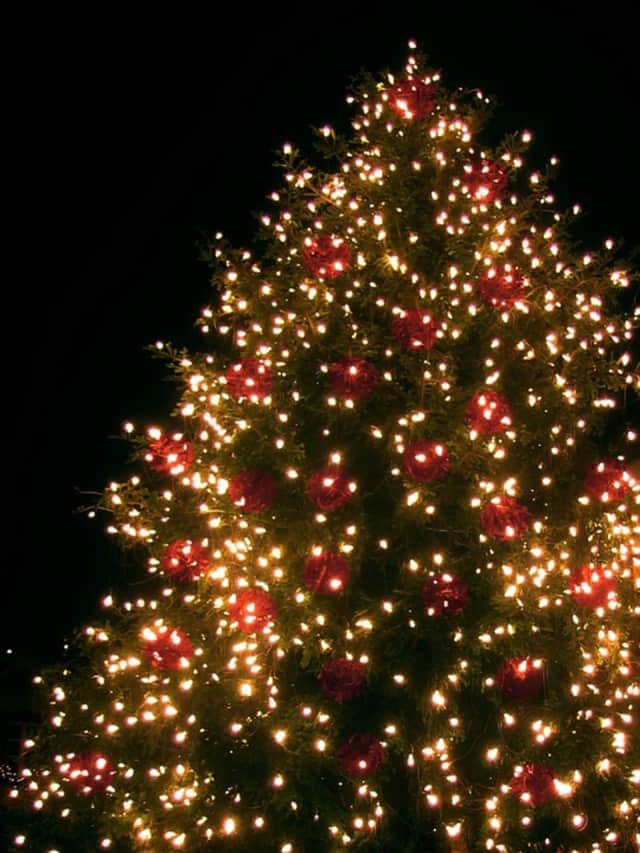 Darien Sport Shop's tree-lighting ceremony has become a beloved event and kickoff to the Darien community's holiday season.