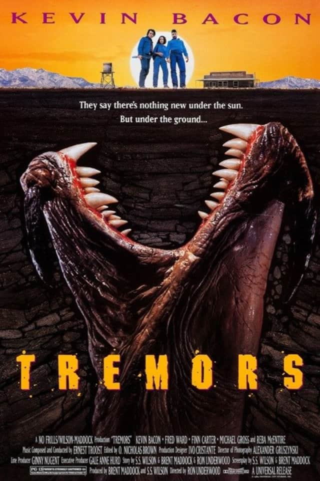 """Kevin Bacon will appear in Yonkers on Thursday for a screening of """"Tremors."""""""