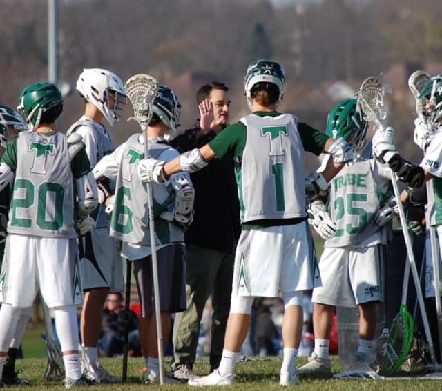 The TRIBE fall team was coached by Ramapo Lacrosse alumni Andrew Recchione, Matt Bunting and Sal Sassano Jr.