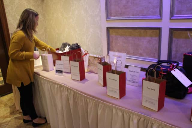 A Tricky Tray held at the Seasons in Washington Township benefitted Spectrum for Living in River Vale.