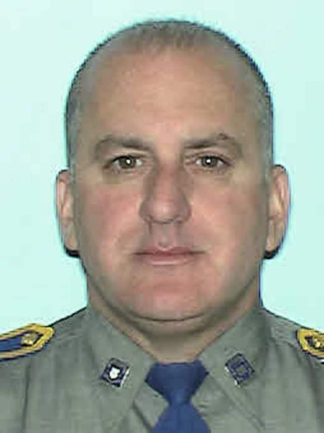 Connecticut State Police Trooper First Class Stephen Davis died unexpectedly following a hunting accident in Texas.