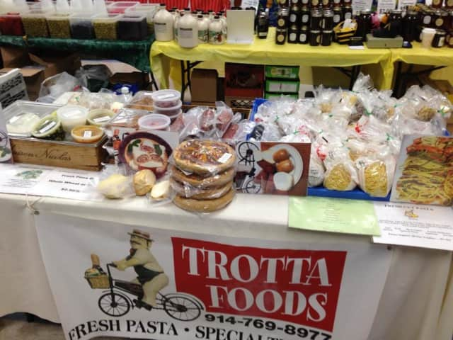 Trotta's Pasta, Cheese & More recently joined the Thornwood-Hawthorne Chamber of Commerce.