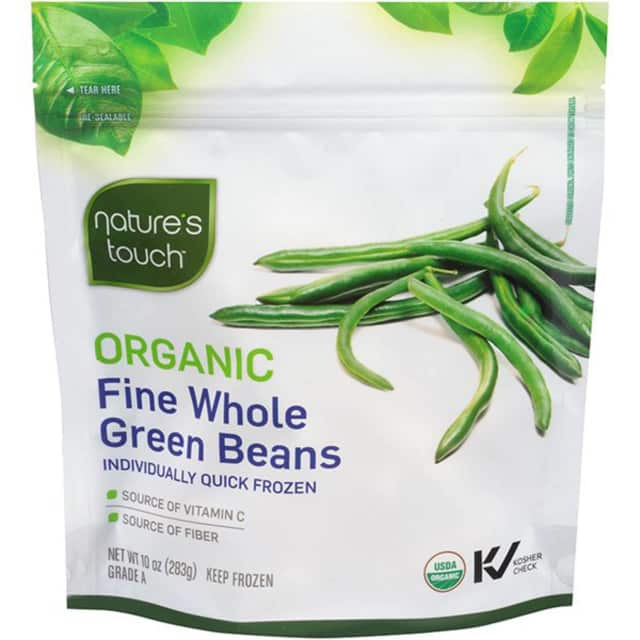 Nature's Touch Frozen Foods has voluntarily recalled Nature's Touch Frozen Organic Fine Whole Green Beans because of a possible health risk.