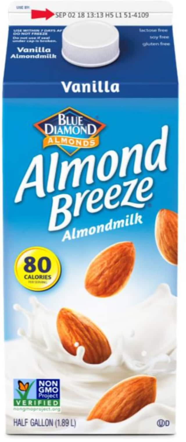 Vanilla Almond Breeze Milk