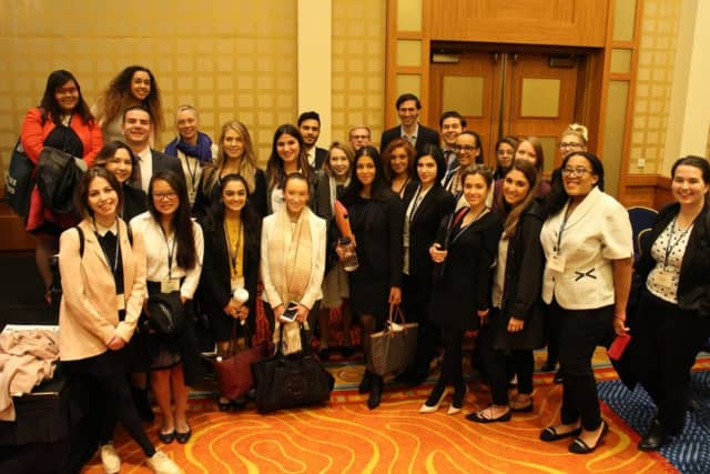 The Pace Model UN team from both Manhattan and Westchester took home several awards from a conference in Washington, D.C.