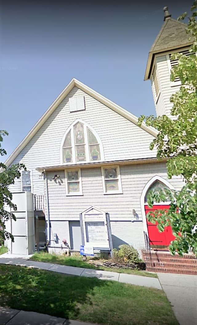 First United Methodist Church, Ridgefield Park