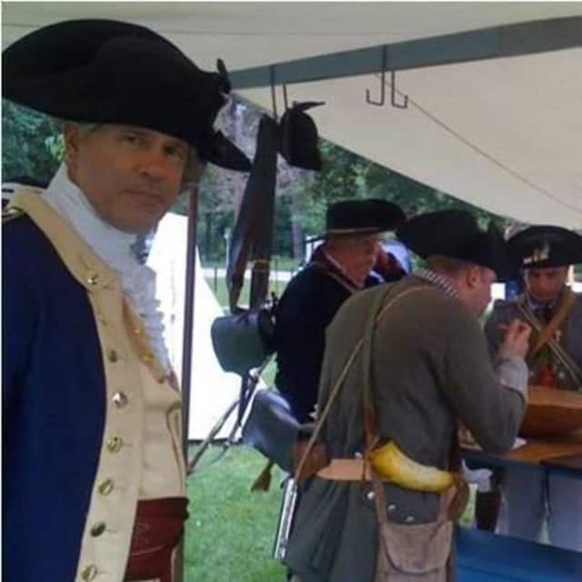 Re-enactors will be on hand in Hackensack this Novembe, to give details about the encampment.