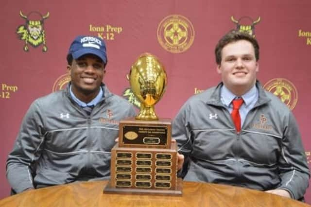 CHSFL AA champion Iona Prep adds to accolades with two letter of intent signees.