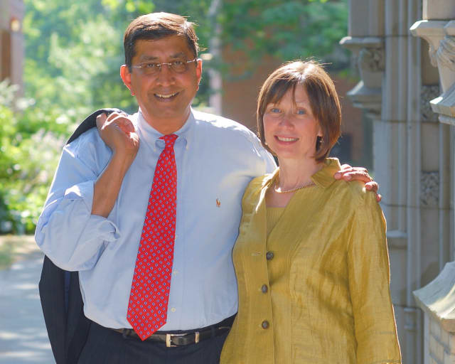 Concordia College President Viji George will resign from his post after 35 years in the Bronxville community.